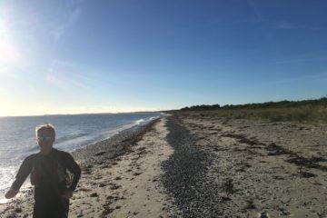 Ultraløb - 100km på Samsø 2018